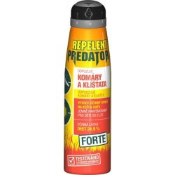 Repelent PREDATOR FORTE spray 150ml